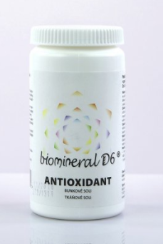 Biomineral Antioxidant 180 tbl