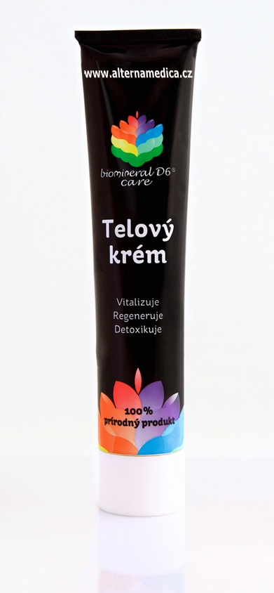 Biomineral Care tělový krém 200 ml