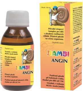 Joalis Bambi Angin 100 ml
