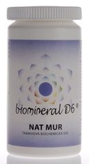 Biomineral D6 Nat Mur 180 tbl