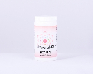 Nat Sulph Biomineral D6