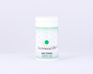 Nat Phos Biomineral D6