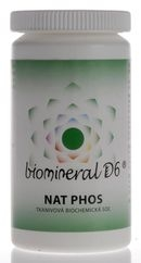 Biomineral D6 Nat Phos 180 tbl