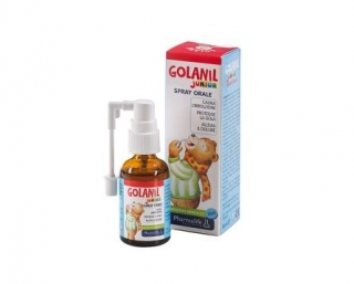 Golanil Junior Spray