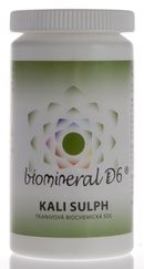 Biomineral D6 Kali Sulph 180 tbl